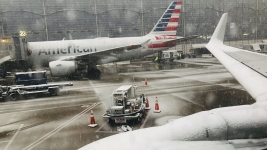 Winter Storm Grounds More Than 1,000 US Flights