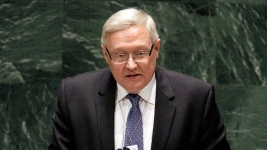 Russian Deputy Foreign Minister Denounces US Trolling Case