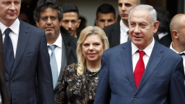 Wife of Israeli PM Charged With Fraud, Breach of Trust