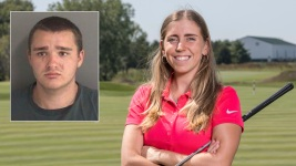 Slaying of Star Golfer From Spain Shocks Iowa College Town