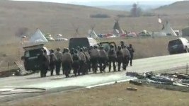 Police Begin Arresting North Dakota Pipeline Protesters