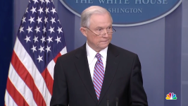Sessions: Sanctuary Cities Are Risking Federal Money