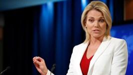 Trump Names State Spokeswoman Nauert for UN Ambassador