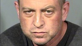 Woman's Body Found Encased in Concrete in Las Vegas Desert, Man Arrested