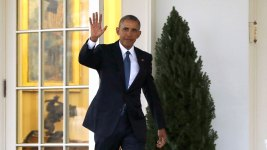 Obama to Speak Before Last Flight From Joint Base Andrews