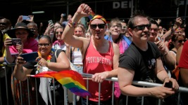 Celebration, Defiance on Display at NYC Pride Parade