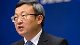 China Official: Talks Impossible With 'US Holding Knife'