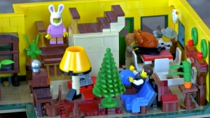 NY Family's 'A Christmas Story' House May Become Lego Set