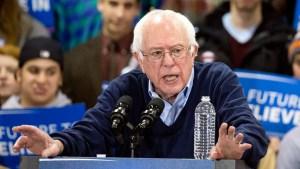 Bernie Sanders Holding Events in N.H.