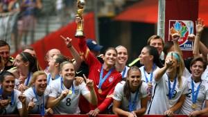 Top Photos: U.S. Wins 2015 World Cup