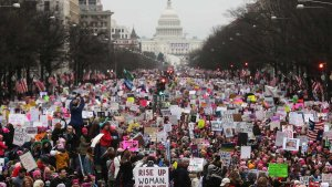 The Anti-Trump 'Resistance' Turns a Year Old — and Grows Up
