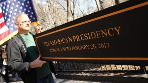 'Not My President's Day': Thousands Plan Anti-Trump Rallies