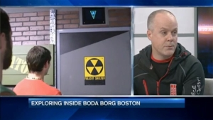 Exploring Inside Boston's Boda Borg