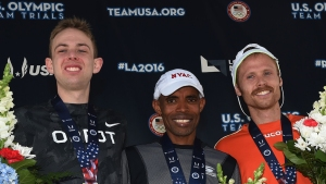 Day 16: Oregon's Rupp Takes Bronze in Men's Marathon