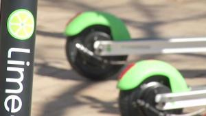 Scooter Pilot Program Ends, Could Return to Brookline