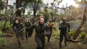 See It: New 'Avengers: Infinity War' Trailer Revealed