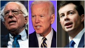 Bernie. Biden. Buttigieg. Big Changes in New UNH Poll