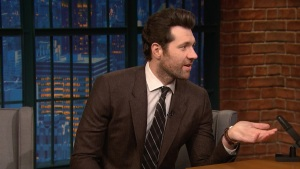 'Late Night': Billy Eichner Talks 'Glam Up the Midterms'