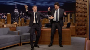 'Tonight': Gad Elmaleh Teaches Jimmy the Moroccan Hip Thrust