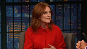 'Late Night': Julianne Moore Was Embarrassed to Sing in 'Bel Canto'
