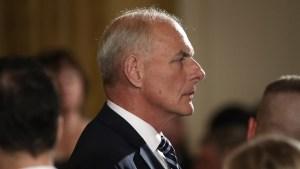 Clash With Trump Casts Spotlight on Kelly