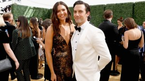 'This Is Us' Stars Bump Into Each Other On Emmy's Red Carpet