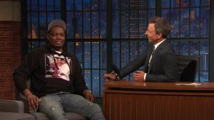 'Late Night': Michael Che Did Stand-Up at Drug Dealer's Party