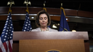 Pelosi Remembers Cummings: 'He Was a Leader of Towering Character'