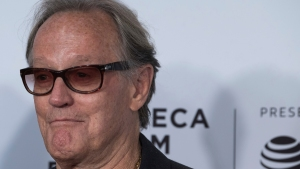 Peter Fonda Apologizes for 'Vulgar' Barron Trump Tweet