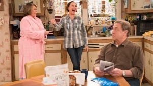 Metcalf Earns the Only Emmy Nom for 'Roseanne' Reboot