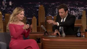'Tonight': Singing Whisper Challenge With Lily James