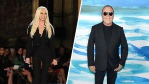 Michael Kors to Buy Versace for $2.1 Billion