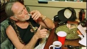 Willie Nelson Is Still Using Pot, Just Isn't Smoking It