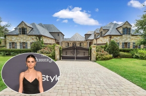 See Inside: Selena Gomez Drops Asking Price of Texas Mansion
