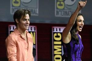 "'Wonder Woman,' 'Aquaman' and 'Shazam!"" Thrill Comic-Con"