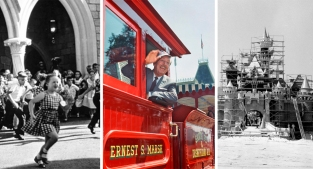 Happy Birthday, Disneyland: Photos From Opening Day