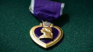 Florida Army Vet Gets Purple Heart 66 Years After Injury