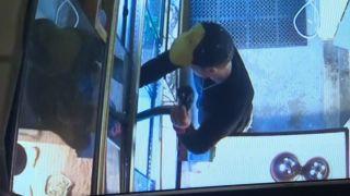 Weird News Photos: Man Shoves Snake in Pants