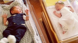 'Cool Coincidence': Babies Romeo, Juliette Debut Hours Apart in Same Florida Hospital
