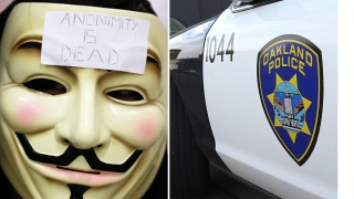 Anonymous Claims Responsibility For Oakland Website Outages