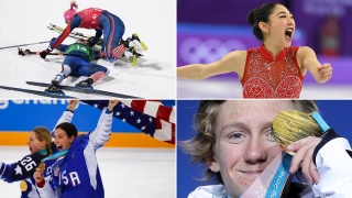 From Gold Medal Upsets to Heartbreaking Wipeouts: Here Are the Biggest Moments of the Winter Olympics