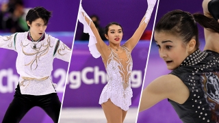 Fashion Watch: Best (and Worst) Figure Skating Outfits of Pyeongchang