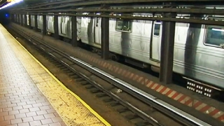 'Stayin' Alive' Beat Helps Save NYC Subway Worker's Life