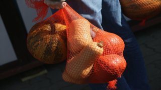 500 Pounds of Squash Stolen From Church
