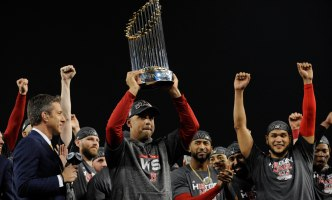 When is the Red Sox World Series Parade?
