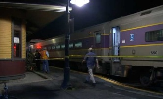 Teen Hit by Train, in Critical Condition