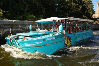 Boston Duck Tours Returning With Discount for New Englanders