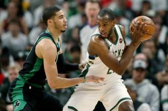 Celtics Beat Up Bucks in Series Opener