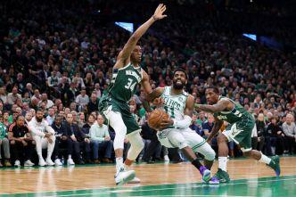 Bucks Beat Celtics to Take Lead in Series