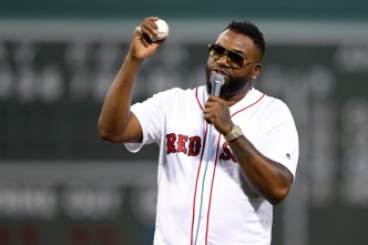David Ortiz Returns to Fenway to Throw Out Ceremonial 1st Pitch